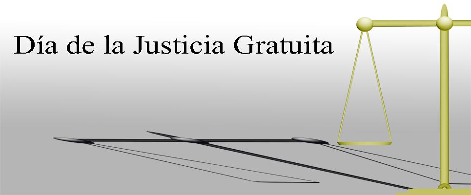 Día de la Justicia Gratuita