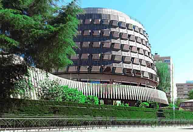 El Tribunal Constitucional declara la inconstitucionalidad del artículo 454 bis.1 de la Ley de Enjuiciamiento Civil