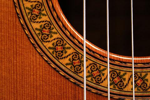 La guitarra es simbolo de la nacionalidad española por residencia