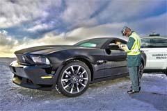 Un test salival por conducir bajo la influencia de drogas