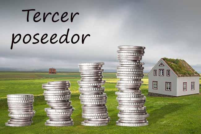 Tener derecho de uso no es ser tercer poseedor a los efectos de una ejecución hipotecaria